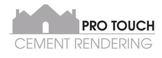 Pro Touch Cement Rendering